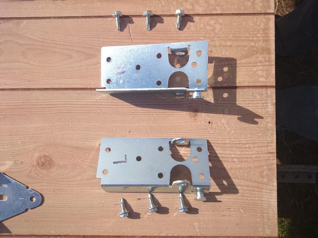 Bottom Roller Bracket Garage Door parts part