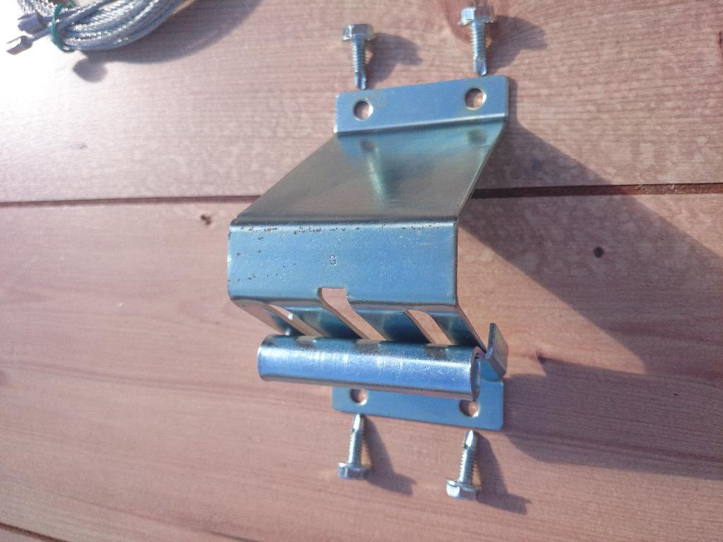 Finger-Safe Wheel Assembly Garage Door parts part