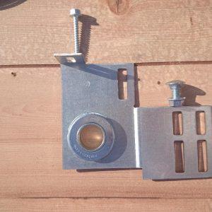 Sectional Door Bearing Bracket