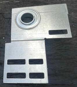 side bearing bracket